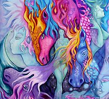 mermaids wish by Kamara j2007