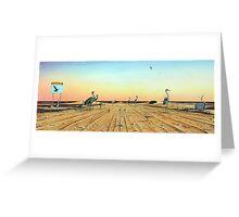 Birdsville Track Greeting Card