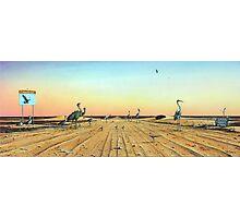 Birdsville Track Photographic Print