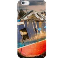 Tugger's Last Stand iPhone Case/Skin