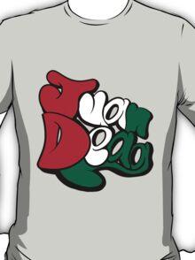 Juan Deag Flag T-Shirt
