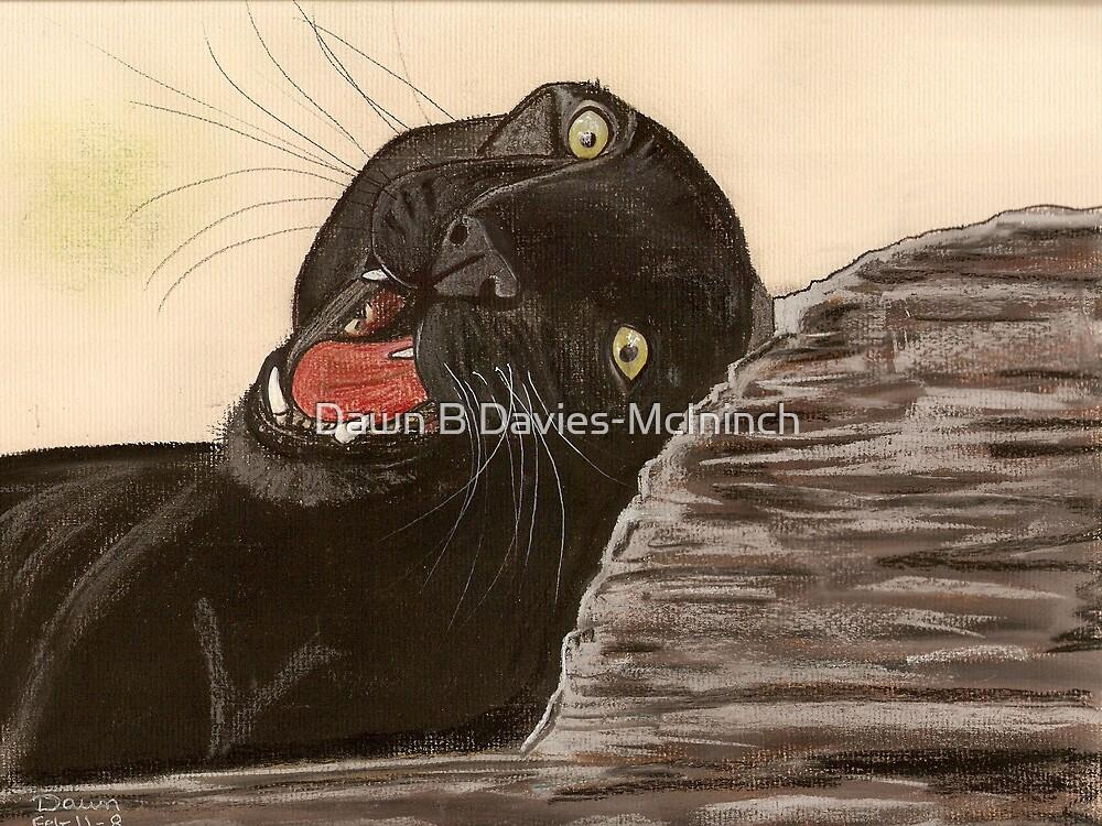 My Rock,my pillow by Dawn B Davies-McIninch