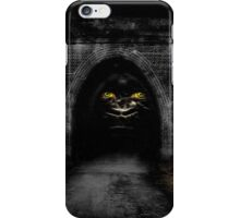 Enter if you dare 01 iPhone Case/Skin