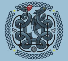 The Dragon's Knot Kids Clothes
