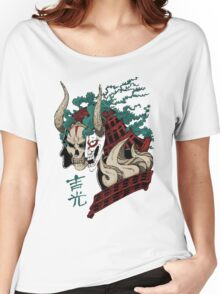 吉光 Yoshimitsu, Leader Of The Honorable Manji Clan Women's Relaxed Fit T-Shirt