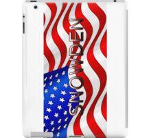 Patriot Act 2 iPad Case/Skin