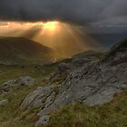 Above Honister by Rich Gale