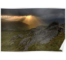 Above Honister Poster