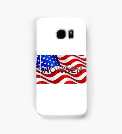 Patriot Act Samsung Galaxy Case/Skin
