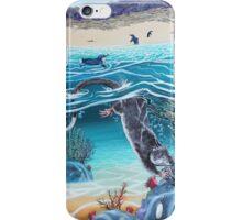 Maria Island 14 - The Water Rat iPhone Case/Skin