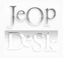 Jeop Desk LOGO v2 by Rob Raab
