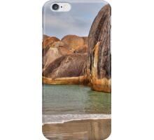 Elephant Rocks. Elephant Cove. WA. iPhone Case/Skin