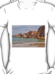 Elephant Rocks. Elephant Cove. WA. T-Shirt