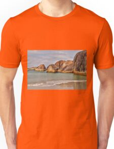 Elephant Rocks. Elephant Cove. WA. Unisex T-Shirt