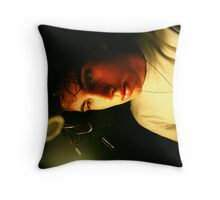 Consequential Consideration Throw Pillow