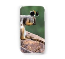 Yellow-footed Rock Wallaby 1 Samsung Galaxy Case/Skin