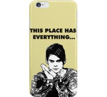 Stephon iPhone Case/Skin