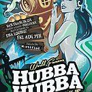 Hubba Hubba Revue -- Under the Sea (August, 2013) by caseycastille