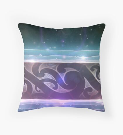 Made from inside Throw Pillow