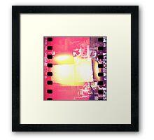Mishmash Framed Print