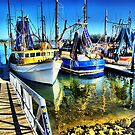 GC Trawlers by Simon Muirhead