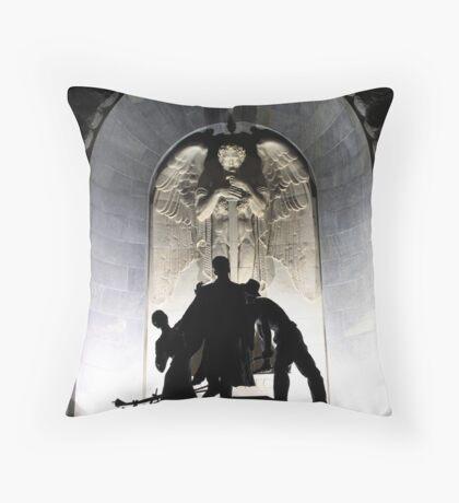 The Memorial Throw Pillow