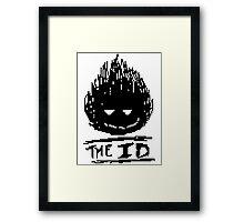 The Id Framed Print
