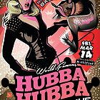 Hubba Hubba Revue -- Kingfish's Birthday (March, 2014) by caseycastille
