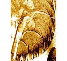 Ancient Hallways Photographic Print