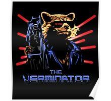 The Verminator Poster