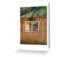 Woodland Reflection Greeting Card