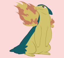 Pokemon Favorite #1: Typhlosion Kids Clothes