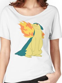 Pokemon Favorite #1: Typhlosion Women's Relaxed Fit T-Shirt