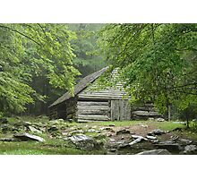Noah Ogle's Barn II Photographic Print