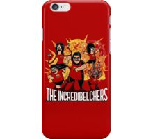 The Incredibelchers iPhone Case/Skin