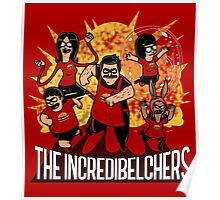 The Incredibelchers Poster