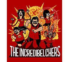 The Incredibelchers Photographic Print