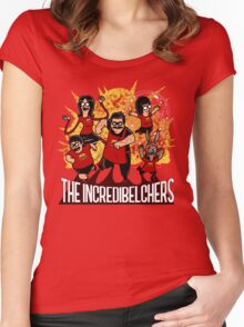 The Incredibelchers Women's Fitted Scoop T-Shirt