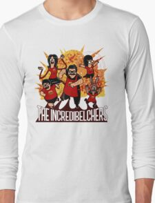 The Incredibelchers Long Sleeve T-Shirt