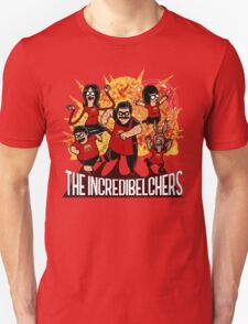 The Incredibelchers Unisex T-Shirt