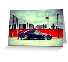 Holden VT Commodore #3 Greeting Card