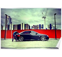 Holden VT Commodore #3 Poster