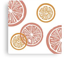 Citrus B Canvas Print