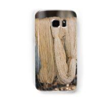 skeins of wool Samsung Galaxy Case/Skin