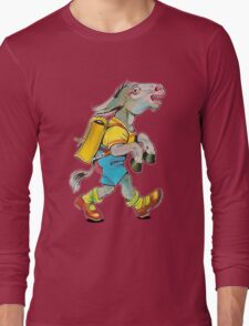 Donkey Kong Long Sleeve T-Shirt