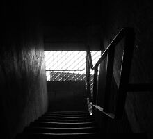 """Down the stairs by """" RiSH """""""