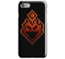 Game Fire iPhone Case/Skin