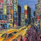 Manhattan by Chantal Guyot
