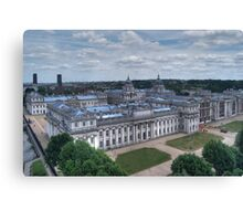 Greenwich College Canvas Print