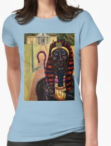 Taharqa Womens Fitted T-Shirt